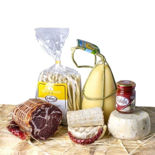 """Calabria Box """"Primo tipico"""" - Prodotti tipici calabresi"""